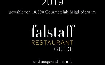 Falstaff Restaurant Guide 2019