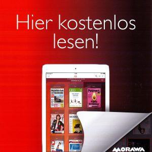 Morawa Kiosk – Zeigungen und Magazine kostenfrei lesen
