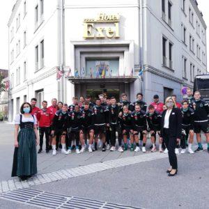 FC Wacker Innsbruck zu Besuch