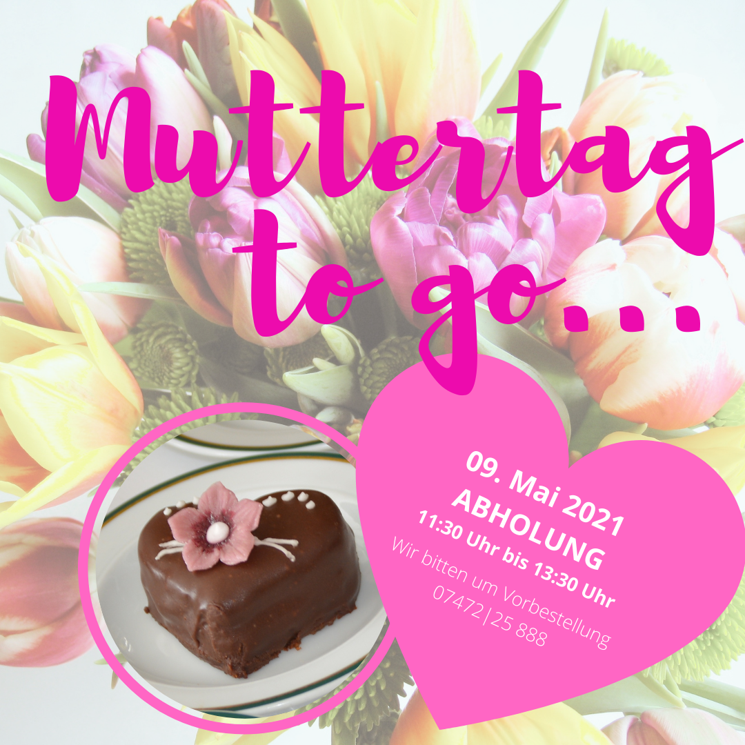 Muttertag to go